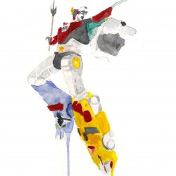Voltron Extroverted